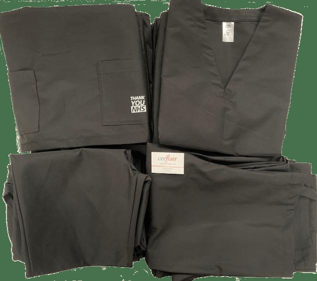 18 Sets of Scrubs - Delivered 07.05.2020